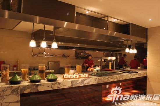 小型西餐厅厨房设计